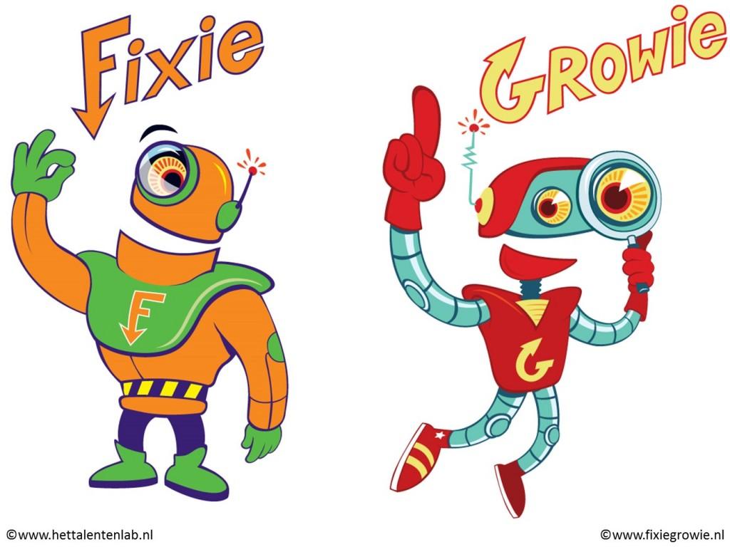 Afbeeldingsresultaat voor growie en fixie
